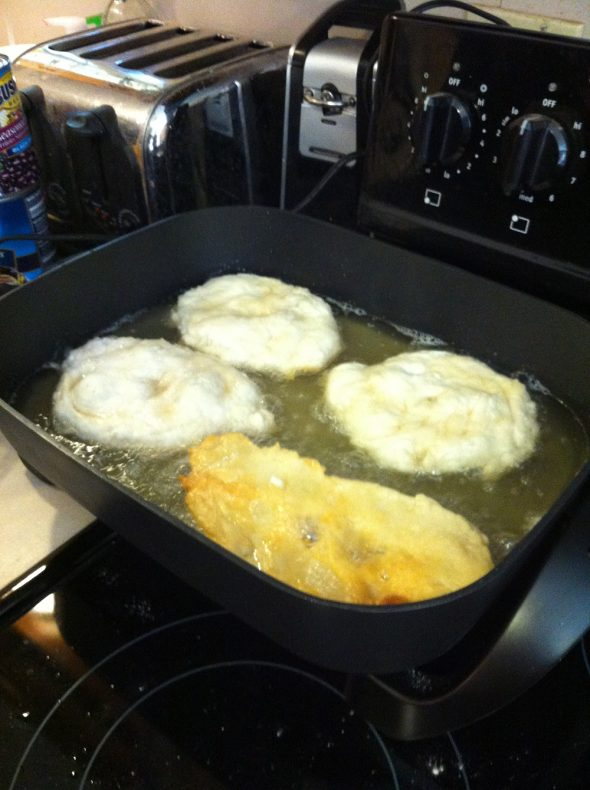 frybread in Skillet