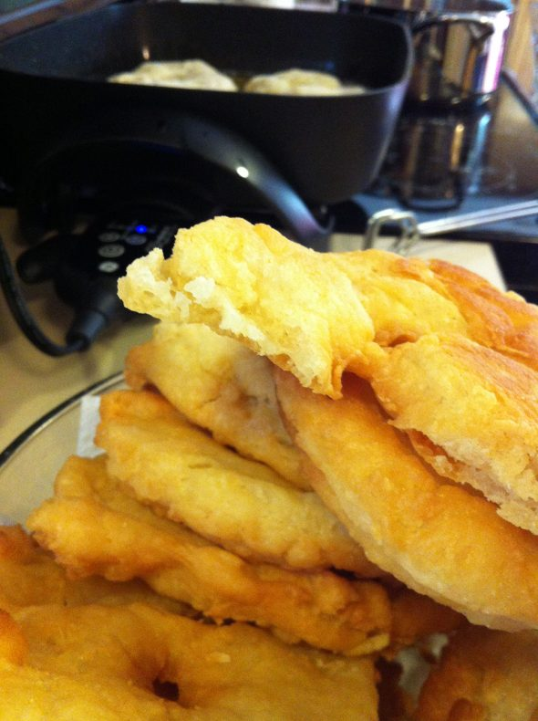 Indian Taco Frybread