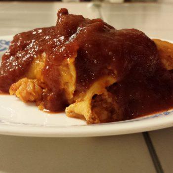 Steven's Enchiladas