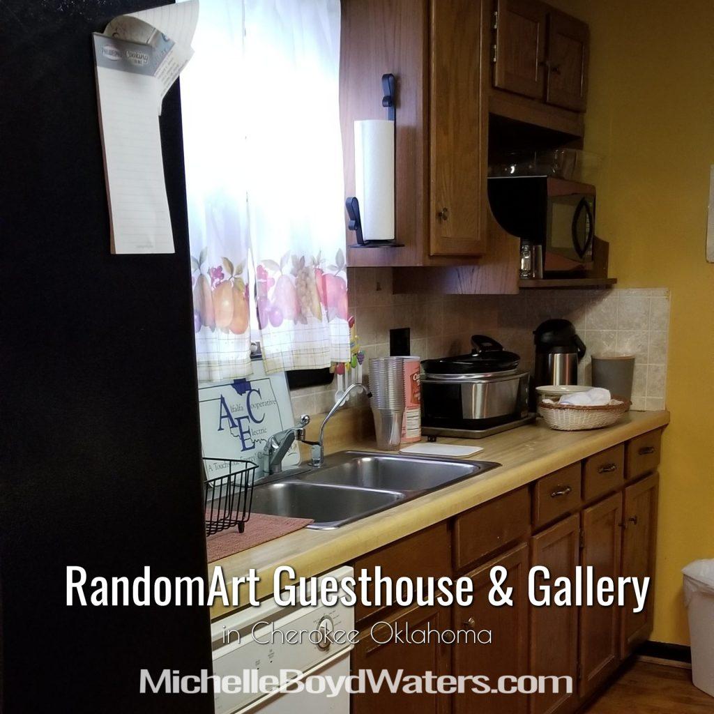 RandomArt Kitchen
