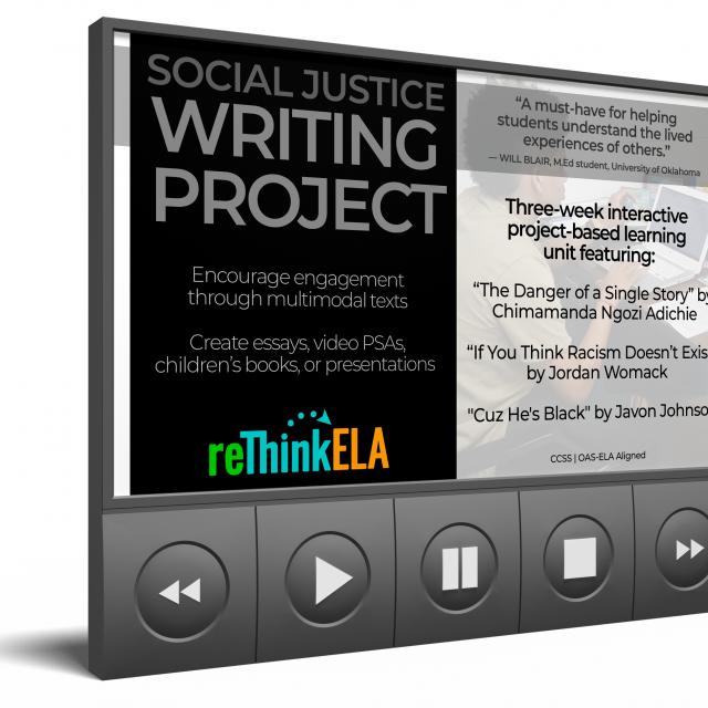 Social Justice Writing